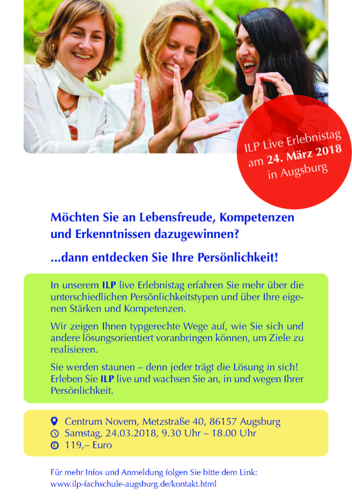 ILP Live Workshop